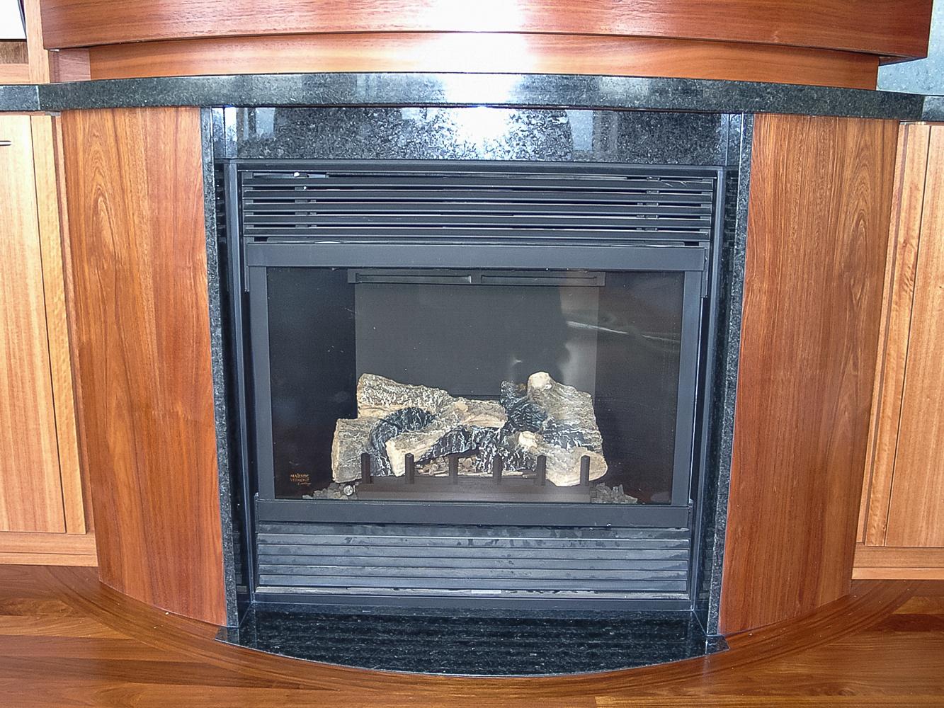 fireplaces velgus granite